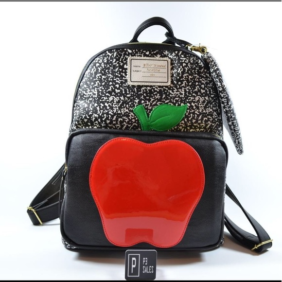 Betsey Johnson Bags | Apple Backpack Free